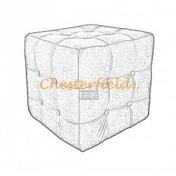 Chesterfield sittpuff