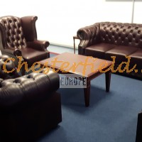 Chesterfield Windsor kontor, office