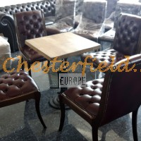 Chesterfield stol