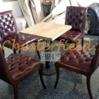 Chesterfild stol