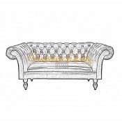 Diva Chesterfield 2 sits soffa (2)