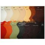 Välj egen färg och beställ Monk-A Chesterfield 3+2+1 soffgrupp