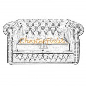 Windsor Chesterfield 2 sits soffa (6)